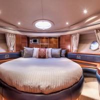 Azimut 50 - cabin