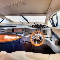 Azimut 50 - interior