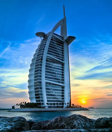 Burj Al Arab Dining